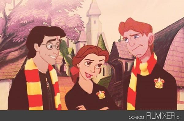 Harry Potter Vs Disney Harry Potter Filmixerpl O Filmach