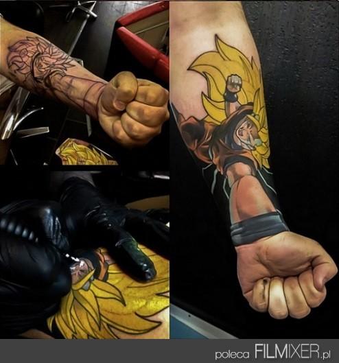 Super Tatuaż Dragon Ball Filmixerpl O Filmach Celowo